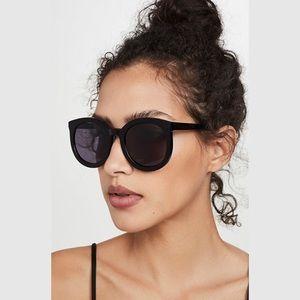 Karen Walker Super Duper oversized sunglasses